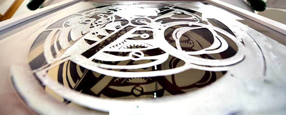 Papercut-detail-watch-by-the-artist-Moses-Shahrivar-Sthlm-Art