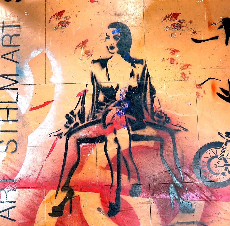 Streetart2-painting-Dita-by-the-artist-Moses-Shahrivar-Sthlm-art