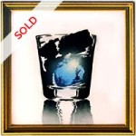 Thumb-Popart-painting-blue-ice-by-the-artist-Moses-Shahrivar-Sthlm-art