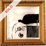 Thumb-Popart-painting-rolls-royce-by-the-artist-Moses-Shahrivar-Sthlm-art