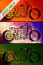 thumb-Art-print-painting-motorcycles-by-artist-Moses-Shahrivar-sthlm-art